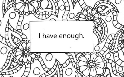 I Have Enough