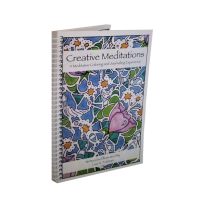 creative meditations coloring book